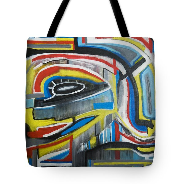 Wired Dreams  Tote Bag