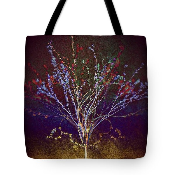 Wisdom Does Not Show Itself Tote Bag