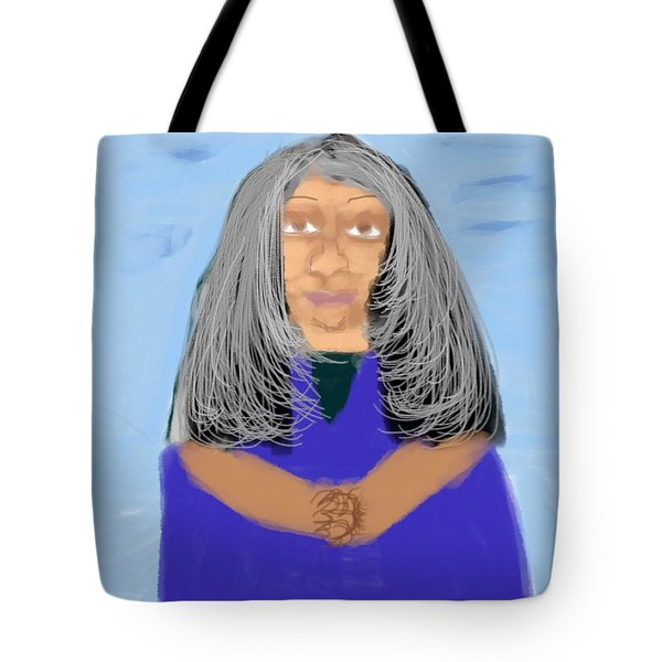 Wisdom Love And Patience Tote Bag