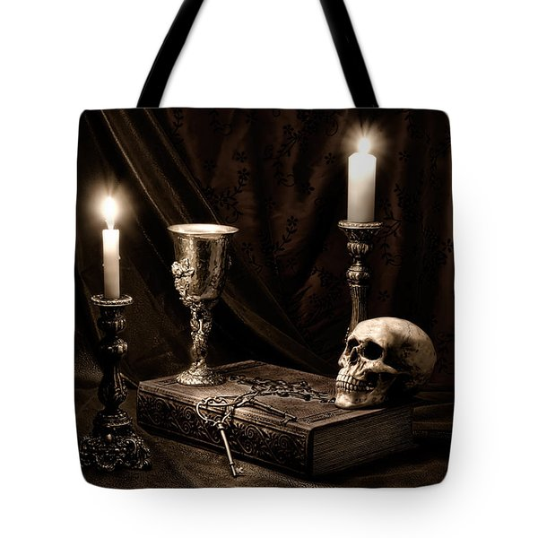 Wisdom Of The Ages Still Life Tote Bag