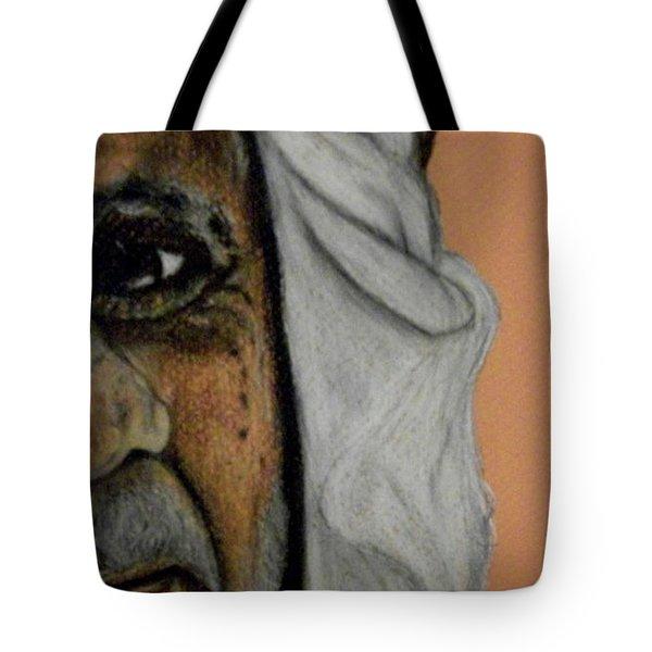 Wisdow Eye Tote Bag