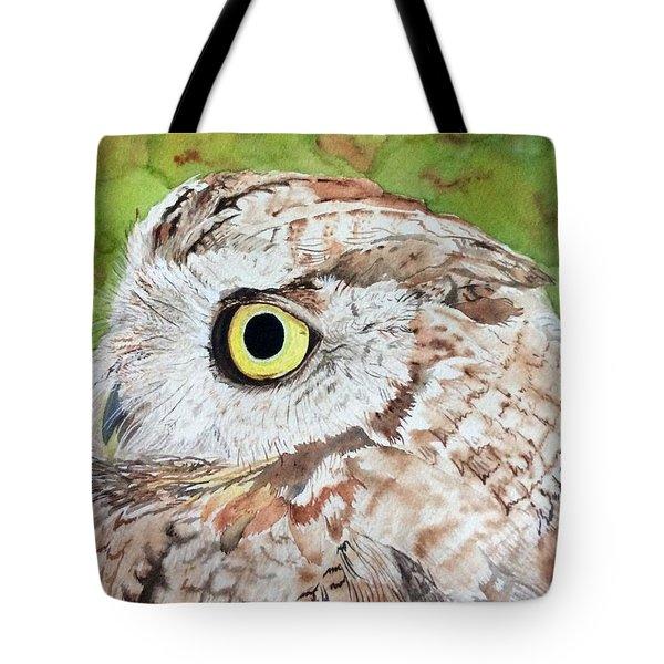 Wise Guy Tote Bag