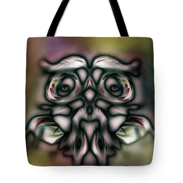 Wise Man Tote Bag