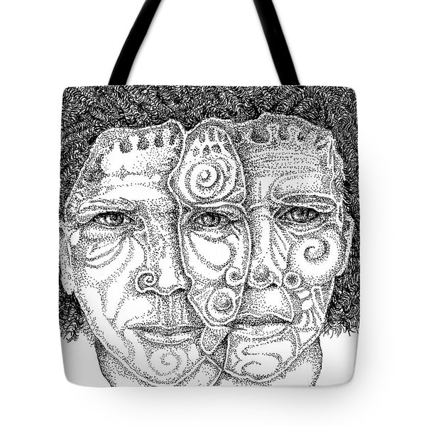 Wise Words-two Heads Are Better Than One Tote Bag