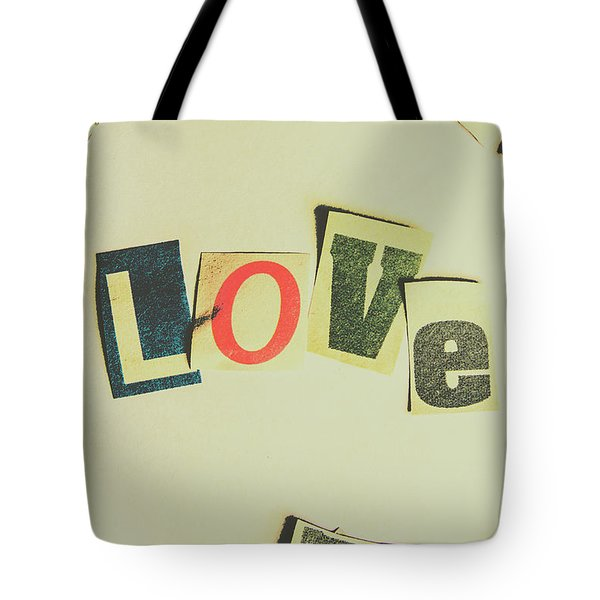 Wisest Word Of Them All Tote Bag