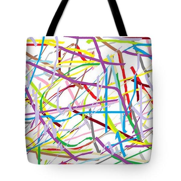 Wish -25 Tote Bag