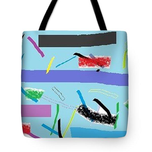 Wish - 40 Tote Bag