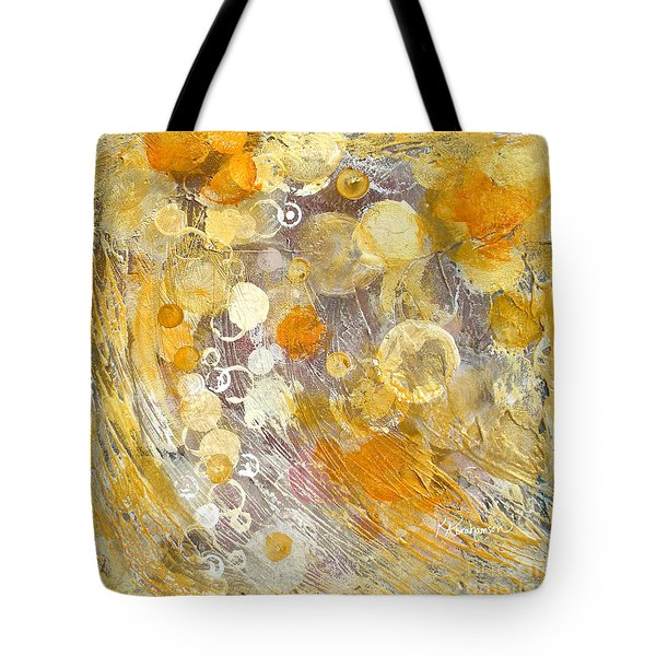 Wish Tote Bag by Kristen Abrahamson