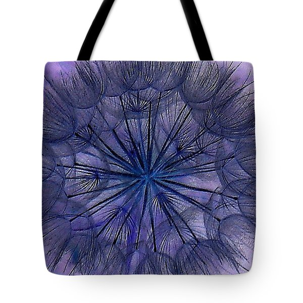 Wishblossom Tote Bag