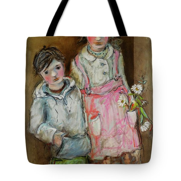 Wishes On A Daisy Tote Bag by Sharon Furner