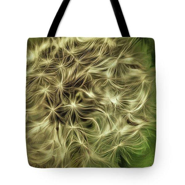Wishies Tote Bag by Trish Tritz