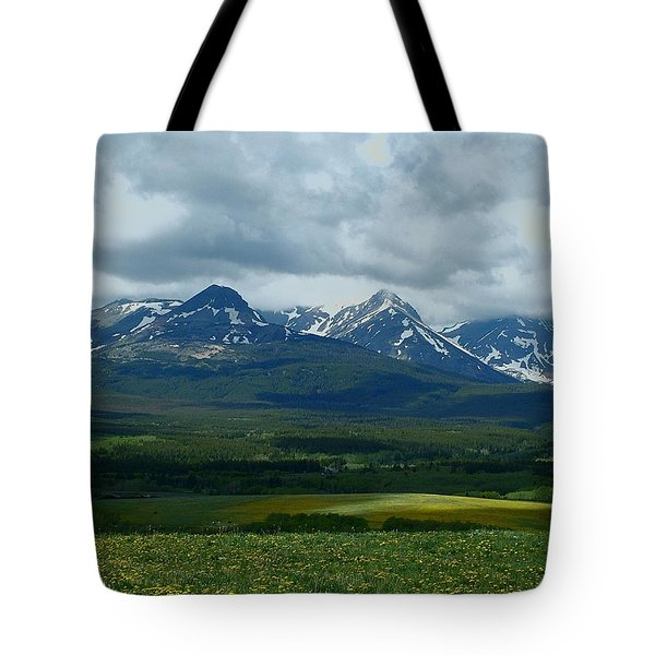 Wishing For Spring Tote Bag