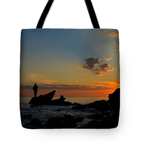 Wishing On A Star Tote Bag by Dianne Cowen