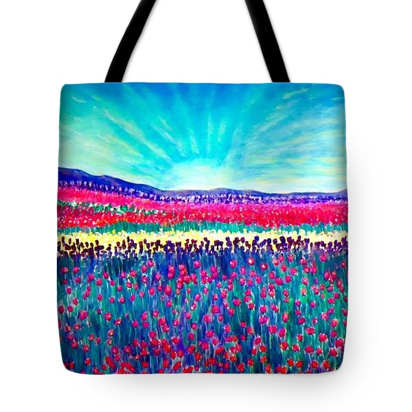 Wishing You The Sunshine Of Tomorrow Tote Bag