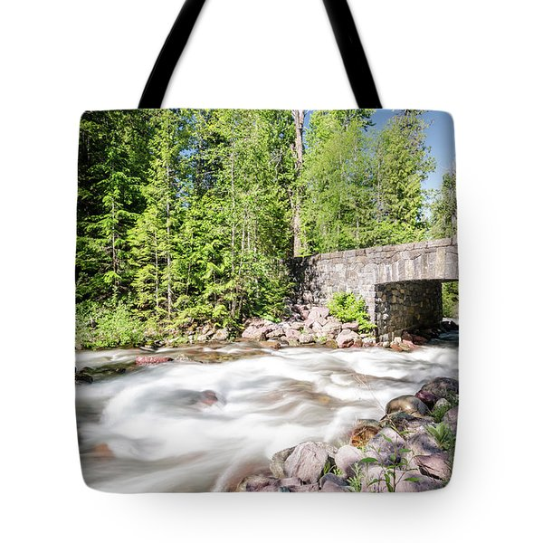 Wistful Afternoon Tote Bag