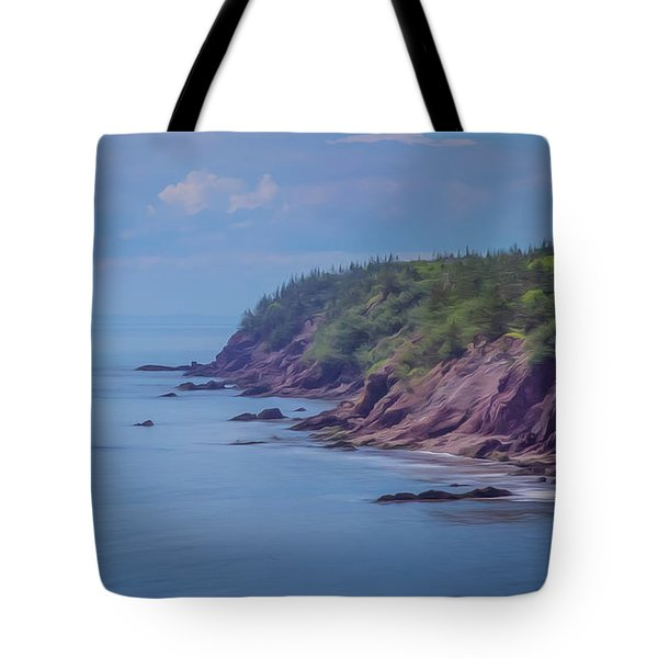 Wistful Songs Of The Ocean Tote Bag