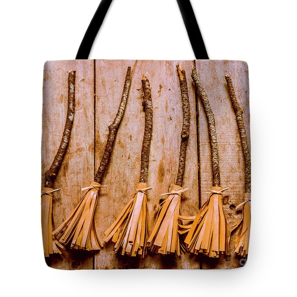 Witchcraft Gathering Tote Bag