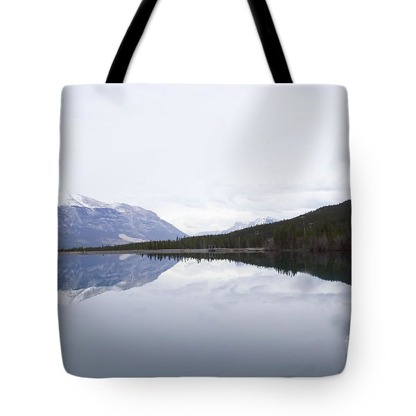 With A Clear Conscience Tote Bag