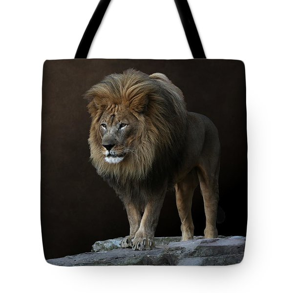 With Age Comes Wisdom Tote Bag