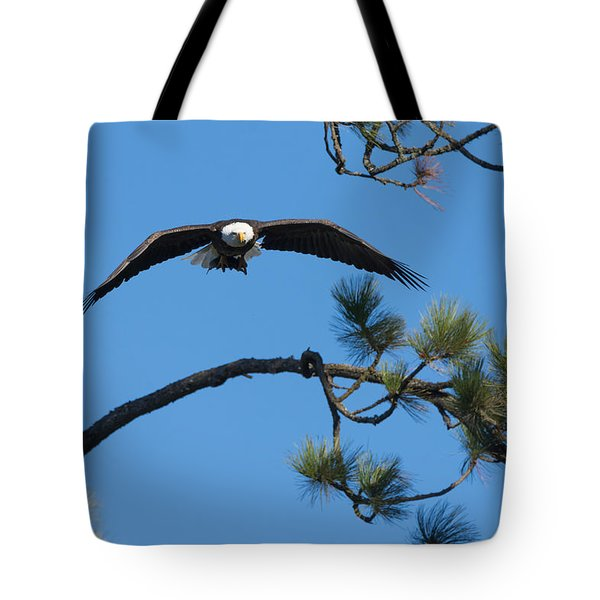 With Catch Tote Bag