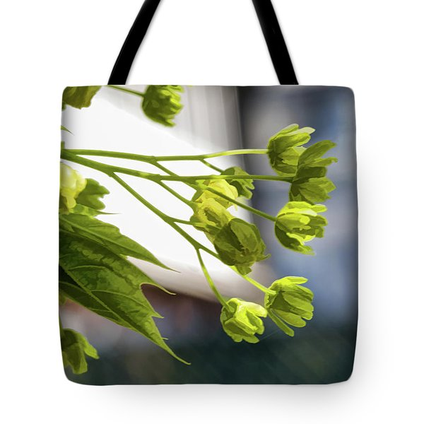 With The Breeze - Tote Bag