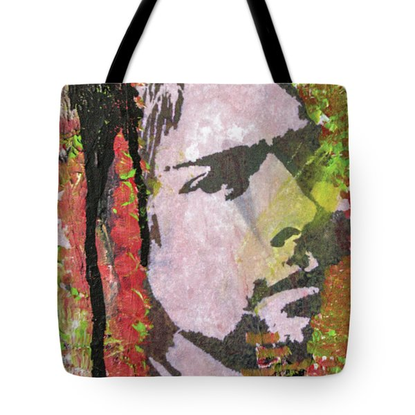 Something In The Way Tote Bag