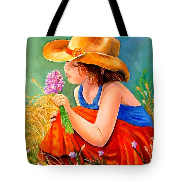 With These Hands--wonder Tote Bag