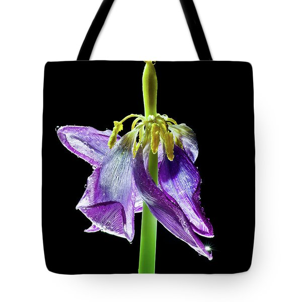 Withering Beauty Tote Bag