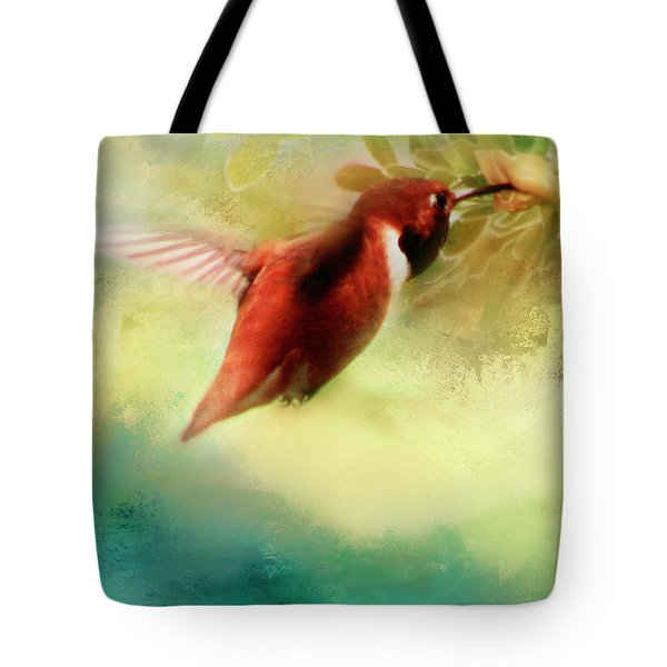 Within An Instant Tote Bag