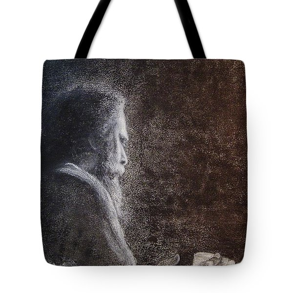 Within The Flicker Of Dreams Tote Bag