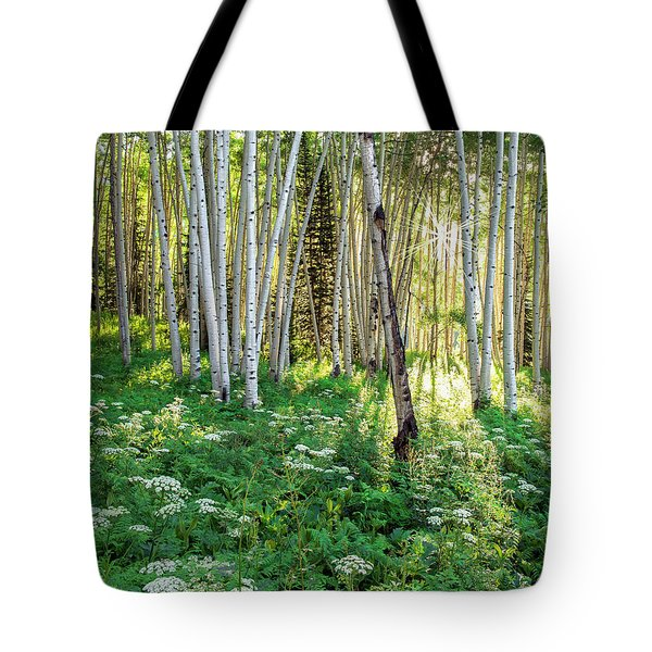 Within The Forest Deep Tote Bag
