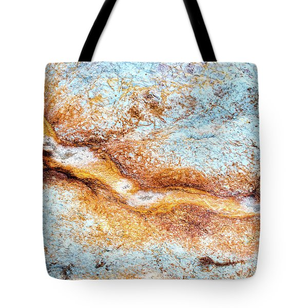 Tote Bag featuring the photograph Within The Rock Itself by Tim Gainey