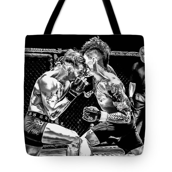 Tote Bag featuring the photograph Without Connection You Have Nothing by Michael Rogers