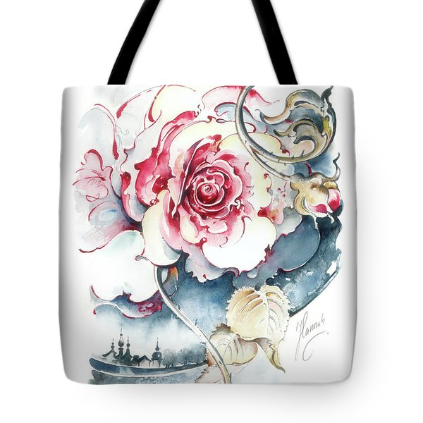 Without Fear Of The Storm Tote Bag
