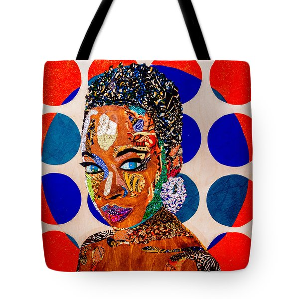 Without Question - Danai Gurira I Tote Bag