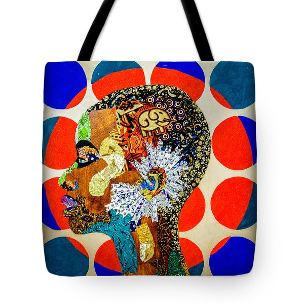 Without Question - Danai Gurira II Tote Bag