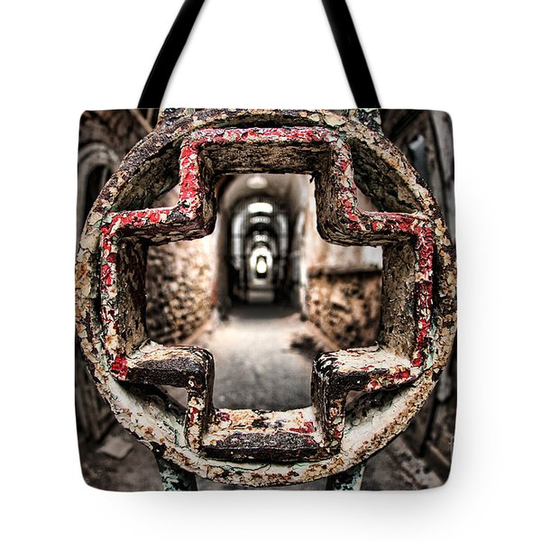 Without Salvation Tote Bag by Andrew Paranavitana