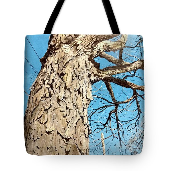 Witness Tote Bag