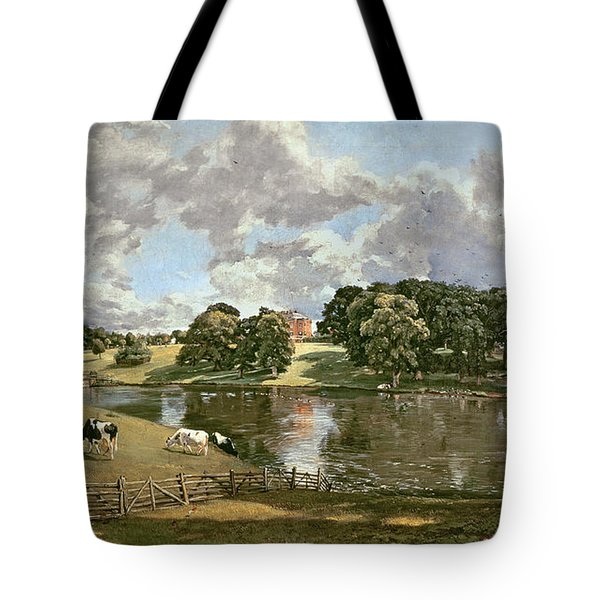 Wivenhoe Park Tote Bag by John Constable