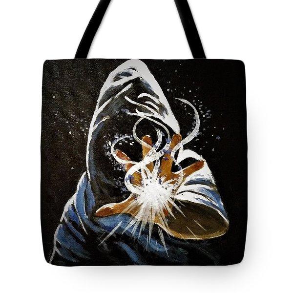 Wizardry Tote Bag