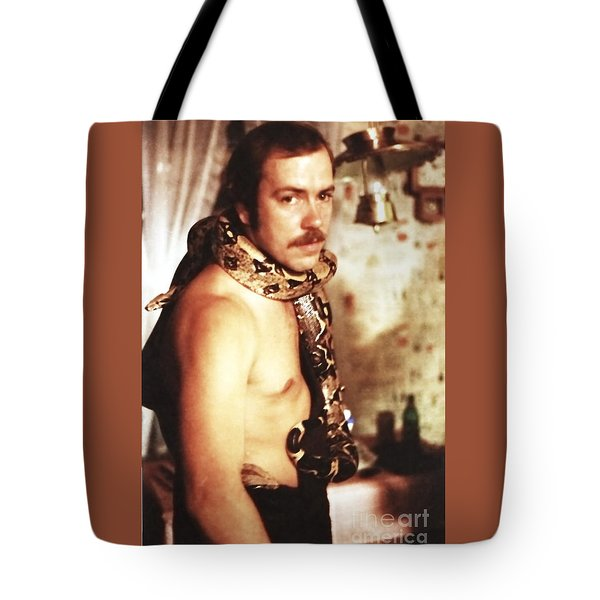 Tote Bag featuring the photograph Who Do You Love by Jesse Ciazza