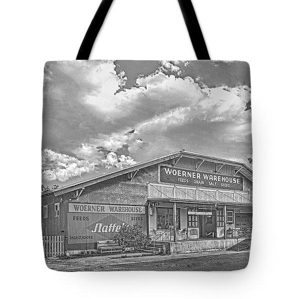 Woerner Warehouse Tote Bag