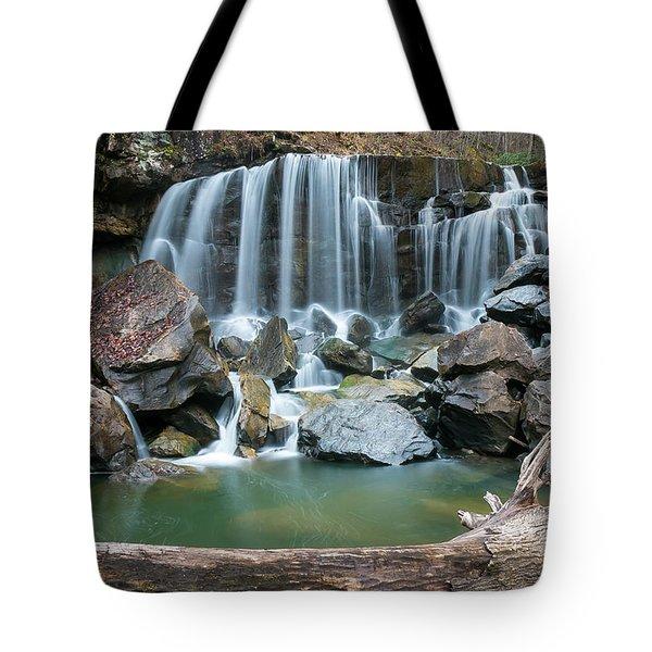 Wolf Creek Falls Tote Bag