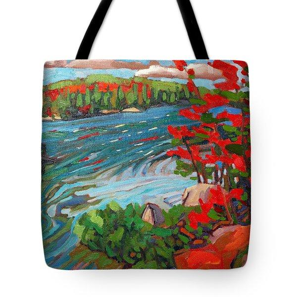 Wolf Creek Tote Bag
