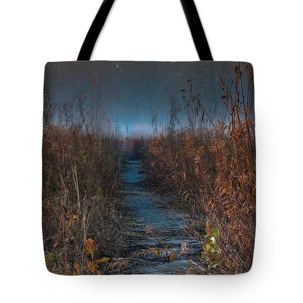 Wolf Road Prairie Trail Tote Bag