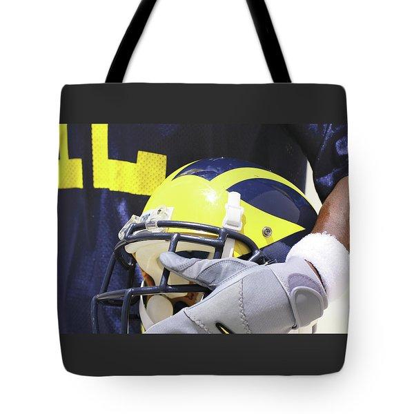 Wolverine Cradles Helmet Tote Bag