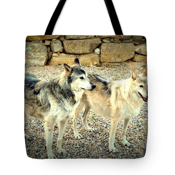 wolves XI Tote Bag