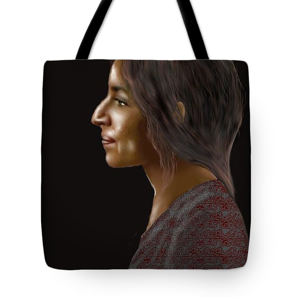 Woman 20 Tote Bag