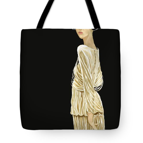 Woman 36 Tote Bag by Kerry Beverly