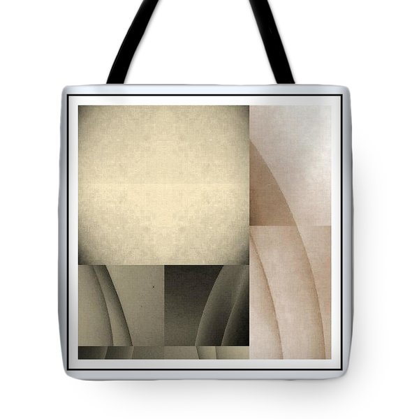 Woman Image Fivve Tote Bag